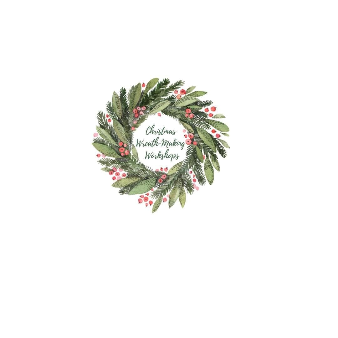 Christmas Wreath - Making Workshop, with Me and Stem at Wendy\'s ...