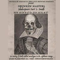 Drunken Masters Shakespeare Part 1 Death