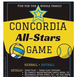 Concordia All-Stars Family Games