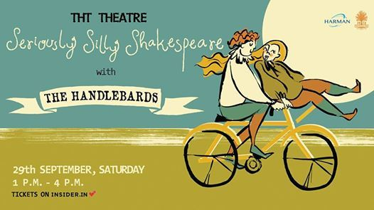 Theatre Workshop Seriously Silly Shakespeare w The HandleBards