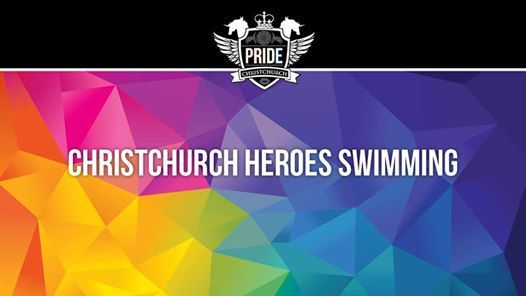 Christchurch Heroes Swimming