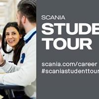 Scania Student Tour Karlstads Universitet