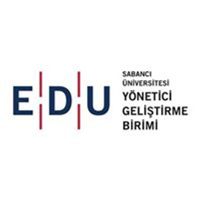 Sabancı Üniversitesi, EDU Executive Development Unit