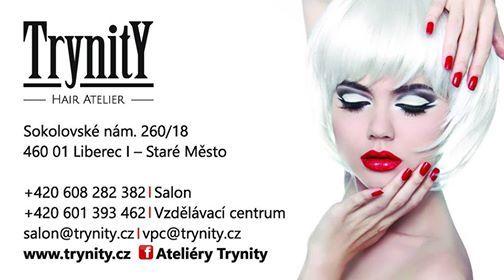 Rekvalifikační kadeřnický kurz - Březen  2019 at Ateliéry TrynitySokolovské  nám. 260 18 f159ce6b88b