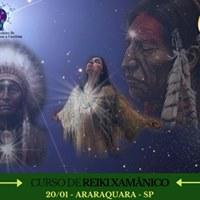 Curso De Reiki Xamnico - Em Araraquara