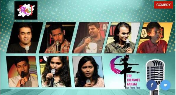 Zingaat - A marathi Open mic