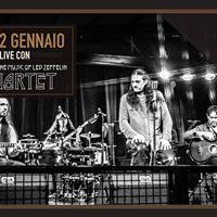 No Quartet Acoustic Tribute to Led Zeppelin Live