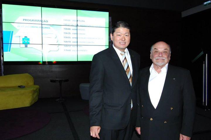 Asstur realiza palestra com Bruno Omori- da Abih-Sp