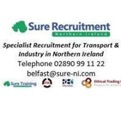 Sure Recruitment Northern Ireland