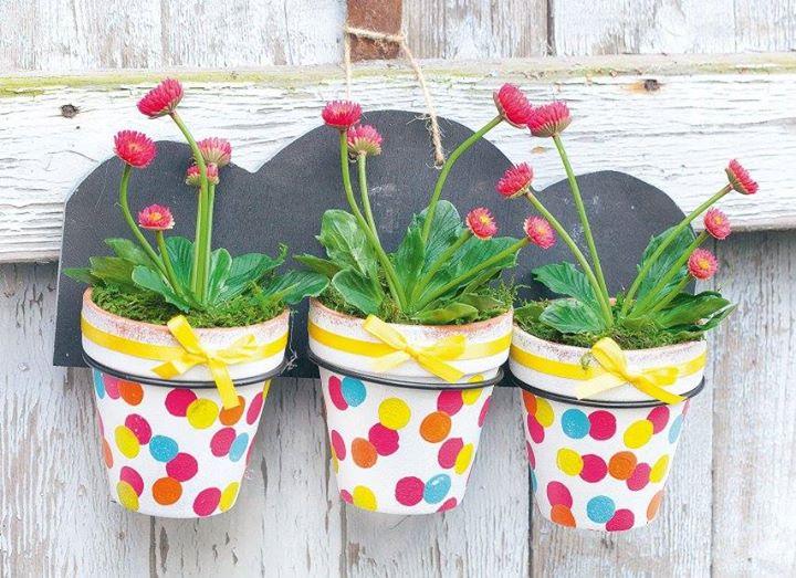 Frauenfruhstuck Blumentopfe Gestalten At Verein Begegnung