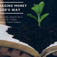 Managing Money Gods Way