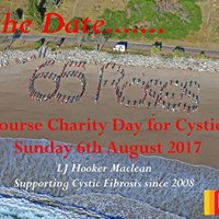 Coast 2 Course Charity Day for Cystic Fibrosis