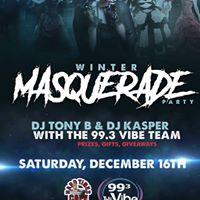 The Winter Masquerade Party