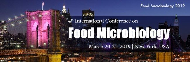 4th International Conference on Food Microbiology