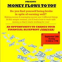 Seminar  Money Flows to You