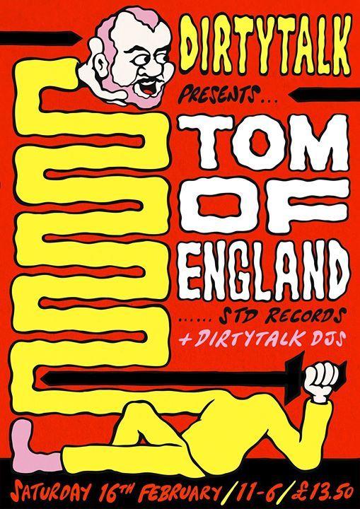 DIRTYTALK w Tom of England