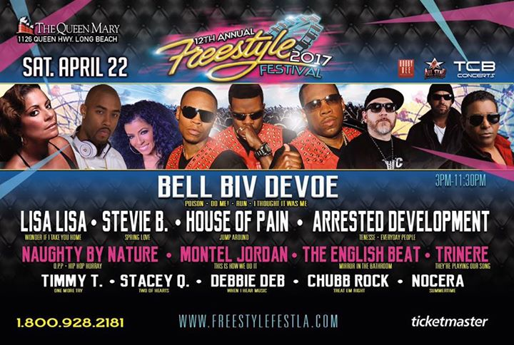 12th Annual Freestyle Festival 2017
