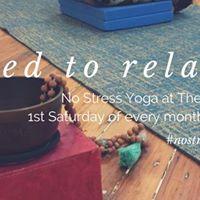 No Stress Yoga at The Tetley
