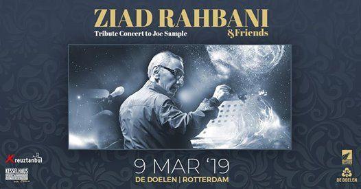 Ziad Rahbani live in De Doelen
