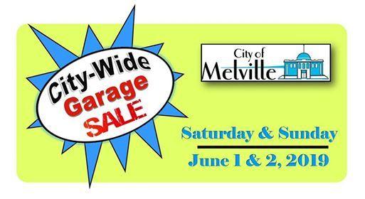 City-Wide Garage Sale at Tourism Melville, Melville