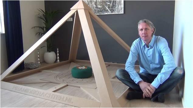 Workshop Piramide Krachten door Ren van Diest