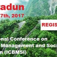 International Conf. on Business Management and Social Innovation