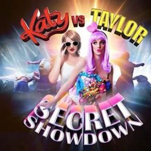 Katy vs Taylor  The Secret Showdown (2pm)