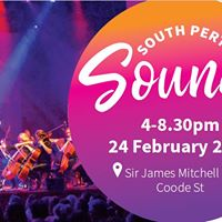 South Perth Sounds featuring Faith and Freedom