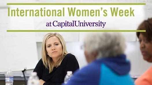 International Womens Week at Capital University