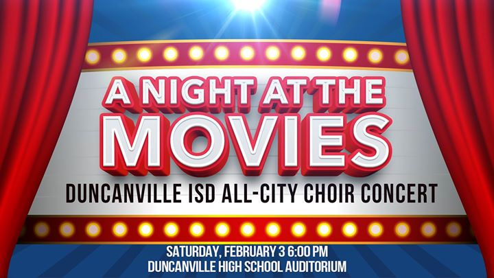 Duncanville ISD All-City Choir Concert