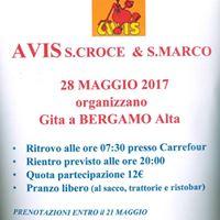 Gita a Bergamo Alta