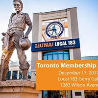 Toronto Membership Meeting