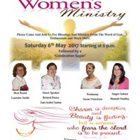 Womens Ministry and Celebration Super