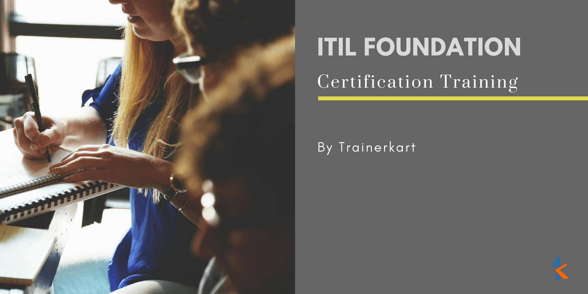 ITIL Foundation- 2 days Classroom Training in Charleston SC