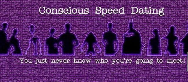 Conscious speeddate avond