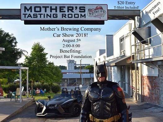 2nd Annual Motheru0027s Brewing Co Car Show!