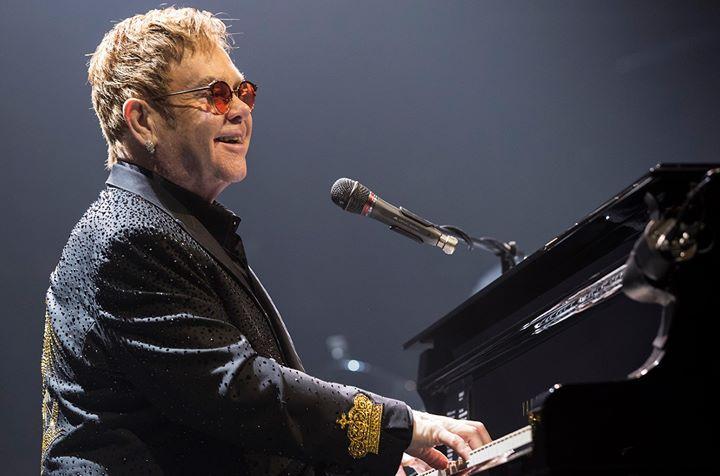 Elton John At Times Union Center Albany NY