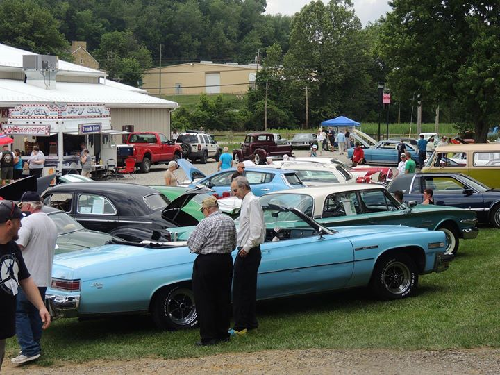 Classic Car Show At Pennsylvania Trolley Museum Washington - Classic car show washington