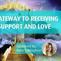 Opening Up the Gateway to Receive Spirits Grace Support &amp Love