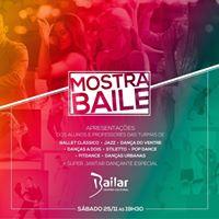 Mostra Baile 2017 Bailar C.C.