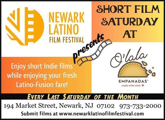 NLFF Enjoy short Indie films while enjoying Latino-Fusion Fare! at O