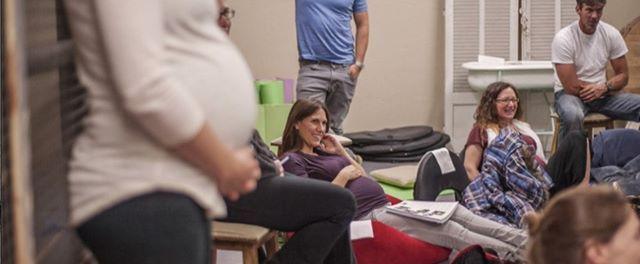 Fall Childbirth Series at Monterey Birth & Wellness Center