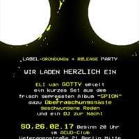 Fratzen Berlin Sobo Swobodnik  Eli Van Gotty
