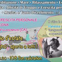 Vacanza - Ritiro Yoga in Sardegna