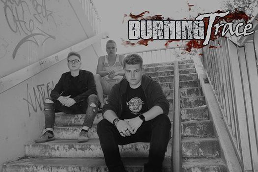 Burning Trace & Heroes 2 None live im Grusy