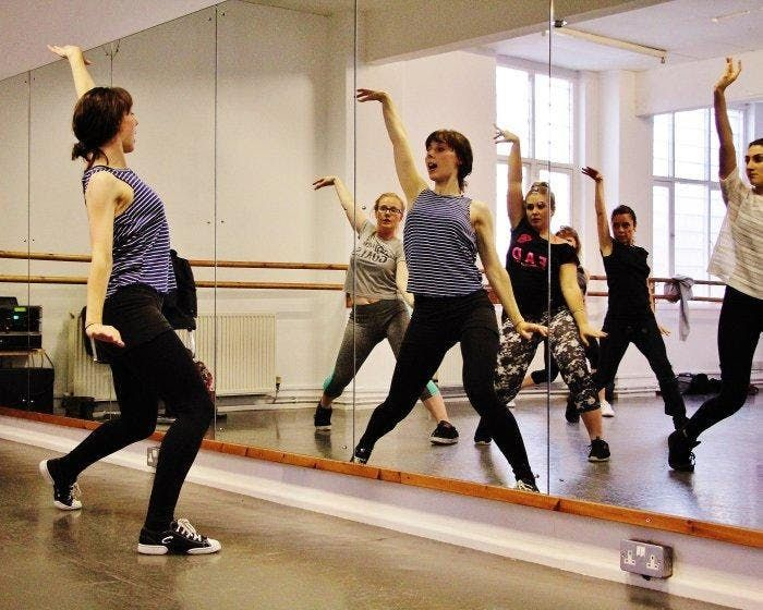 Body Party - Commercial dance workshop