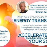 Sedona Raise Your Consciousness with Energy Transfer