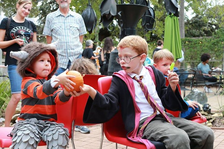 kids halloween fest