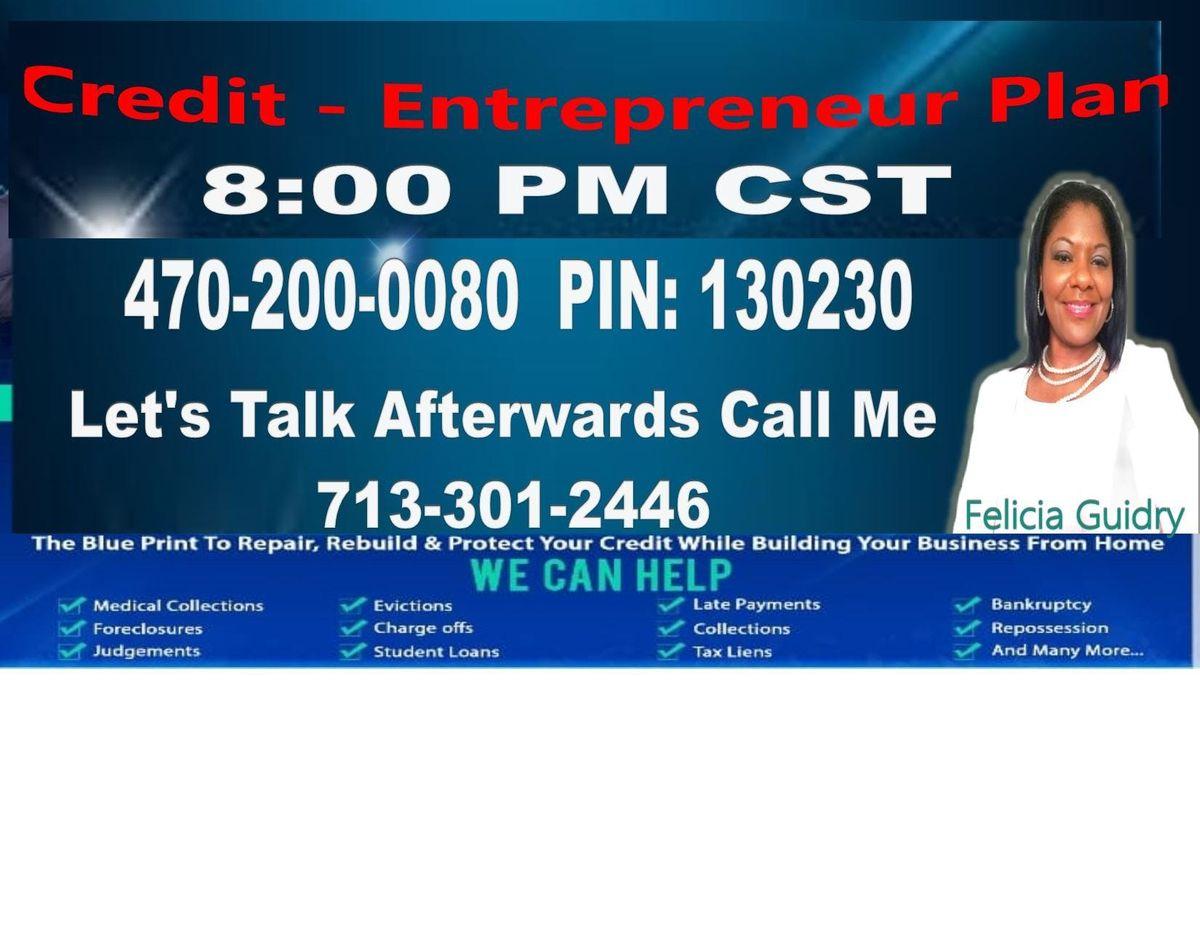 Credit Business-Entrepreneurs Plan - Austin