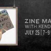 Get Schoold Zine Making